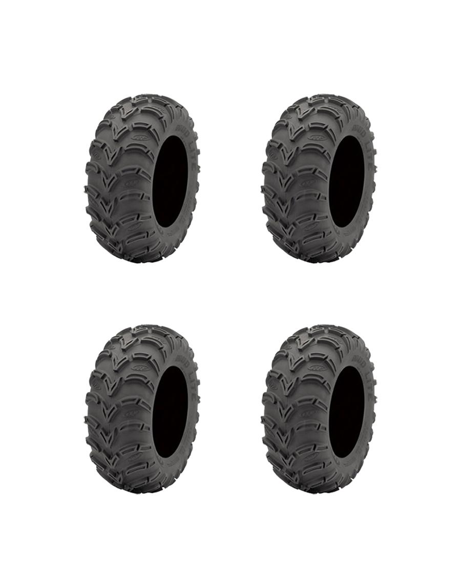 Mud Lite II Rear Tire 25x10-12 For 2016 Kubota RTV-X1140~ITP 6P0528